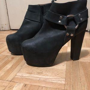 Jeffrey Campbell Shoes - SEND A OFFER🖤JEFFREY CAMPBELL LITA MOJO BOOTIE🖤